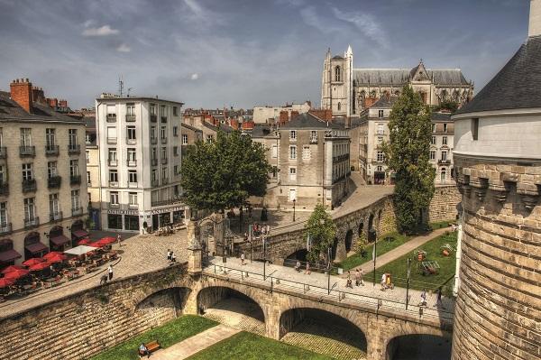 Nantes redouble d'attractivité, 3ème ville où investir en 2016