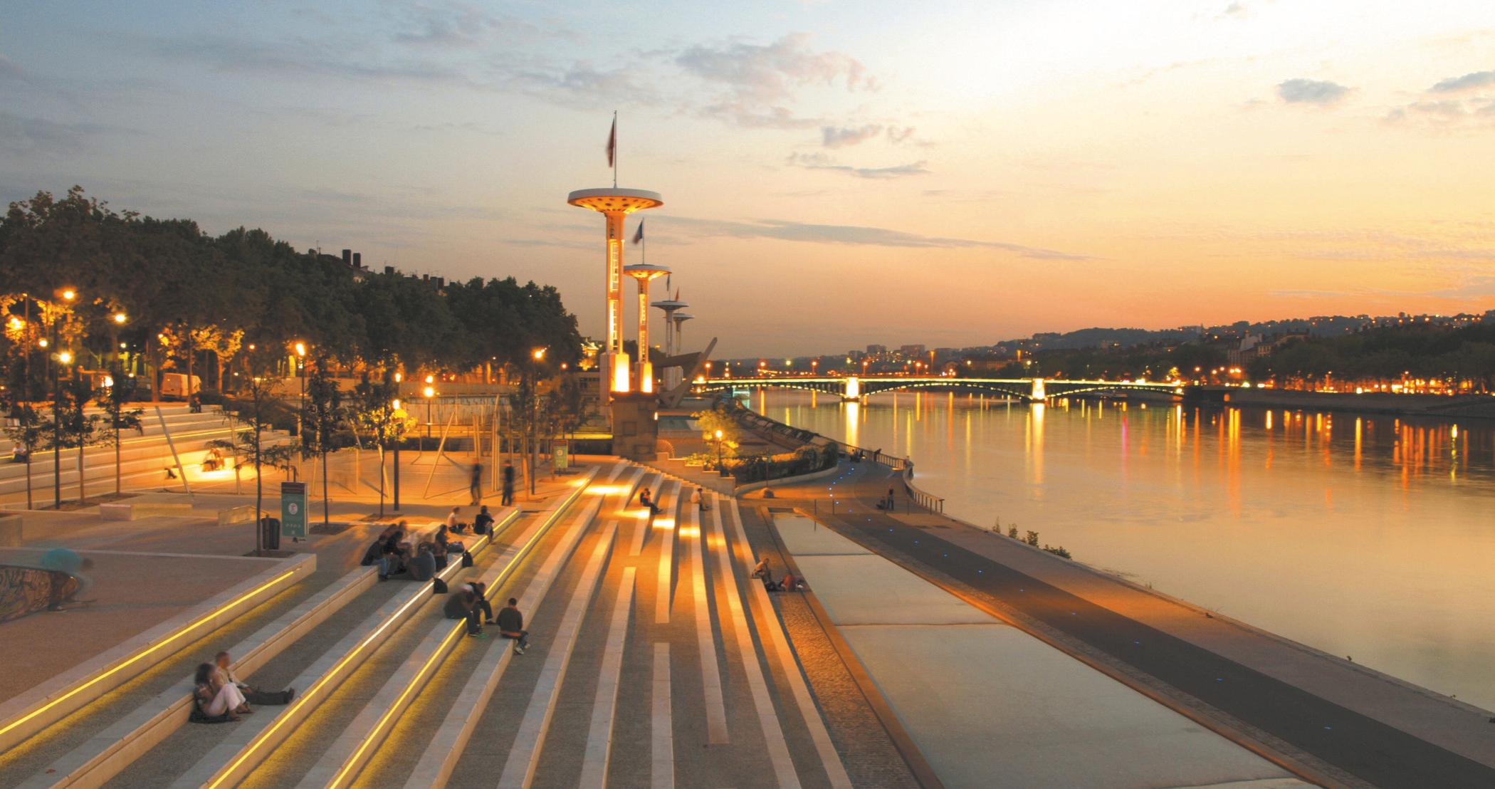 Lyon, l'attractivité renouvelée, 4e ville où investir en 2014