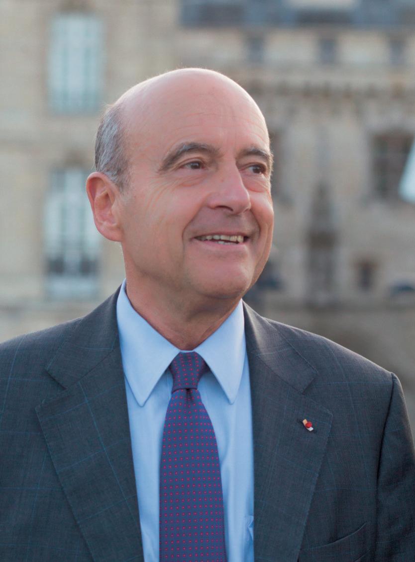 3 questions à Alain Juppé