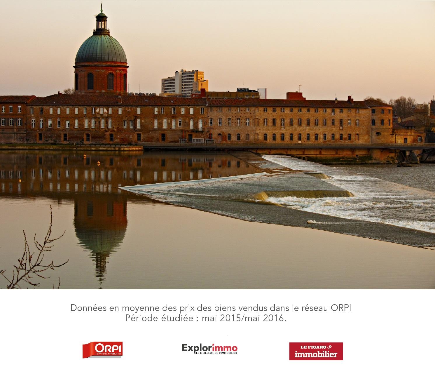 Zoom sur les écarts de prix immobiliers à Toulouse