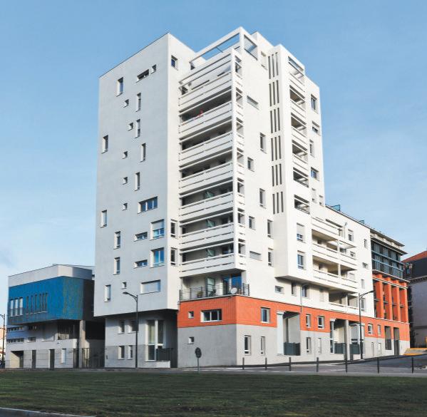 Nouvelle résidence à Toulouse