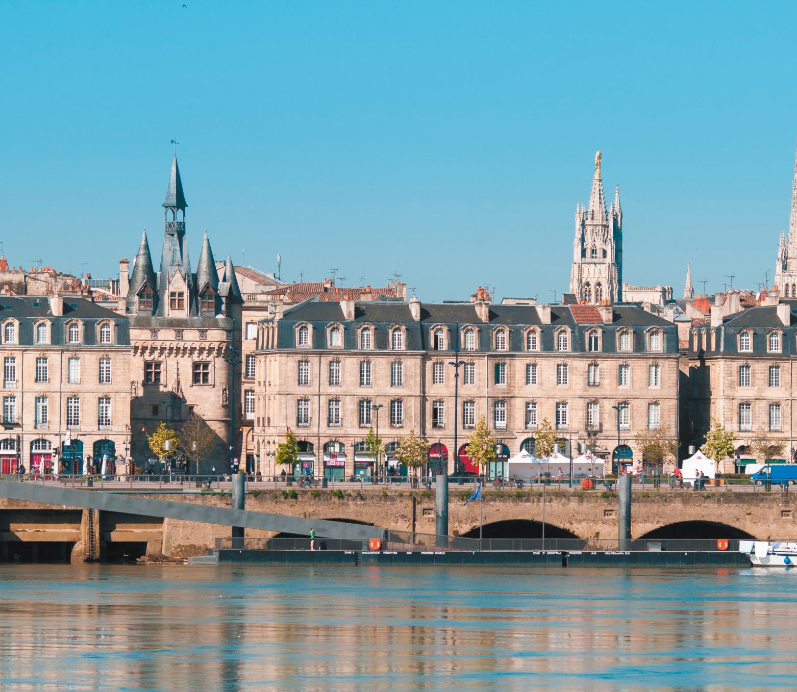 Bordeaux, la ville plébiscitée pour investir