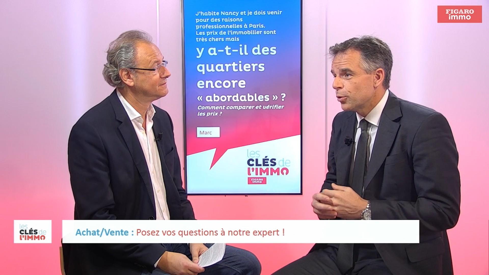Vidéo Les Clés de l'Immo Acquisition/vente