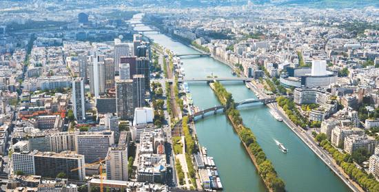 Paris, une ambition capitale, 7e ville où investir en 2014