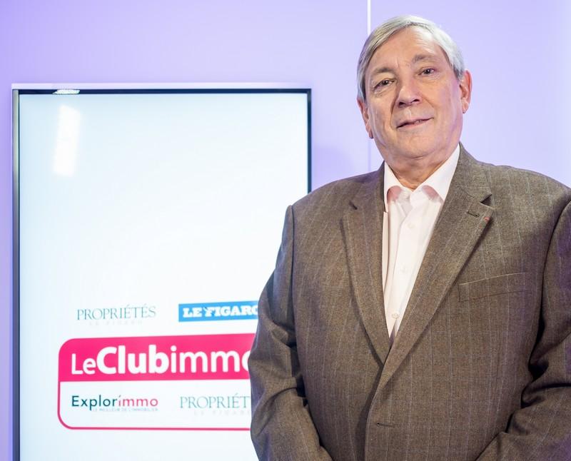 """Michel Mouillart : """"Les hausses de prix fragilisent le marché"""""""