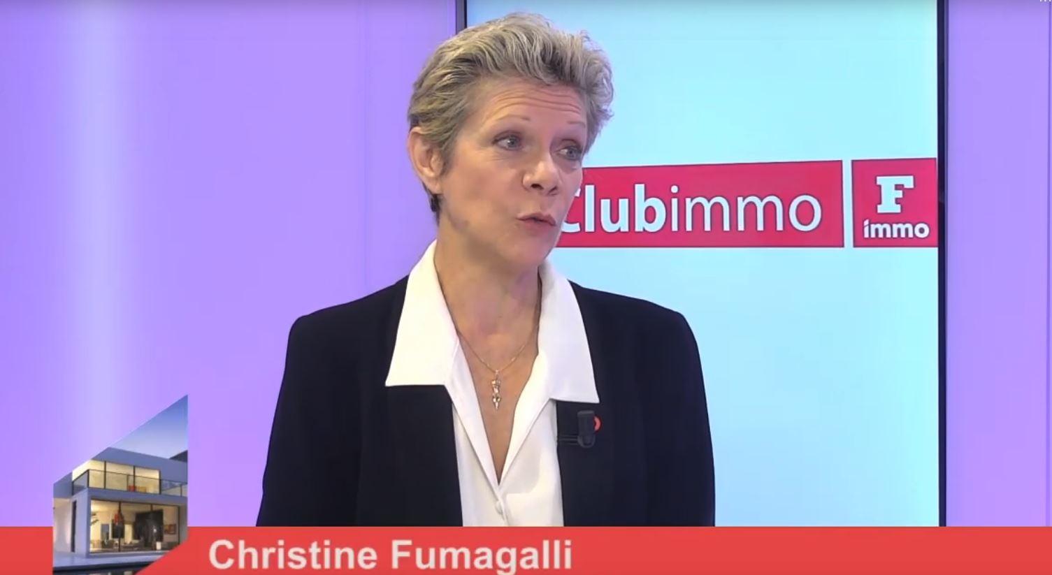 """Christine Fumagalli """"De la vigilance au sein d'un marché dynamique"""""""