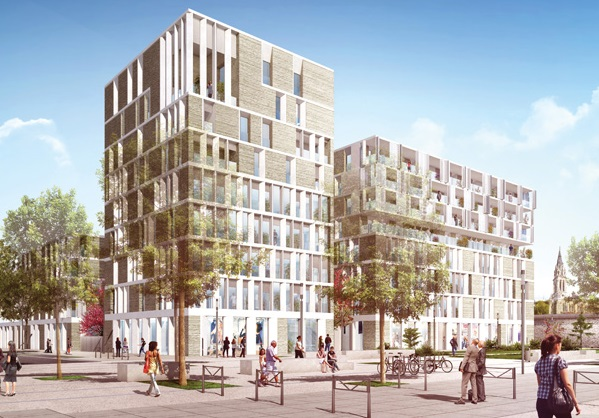 L'immobilier neuf, déjà aux couleurs de l'écologie