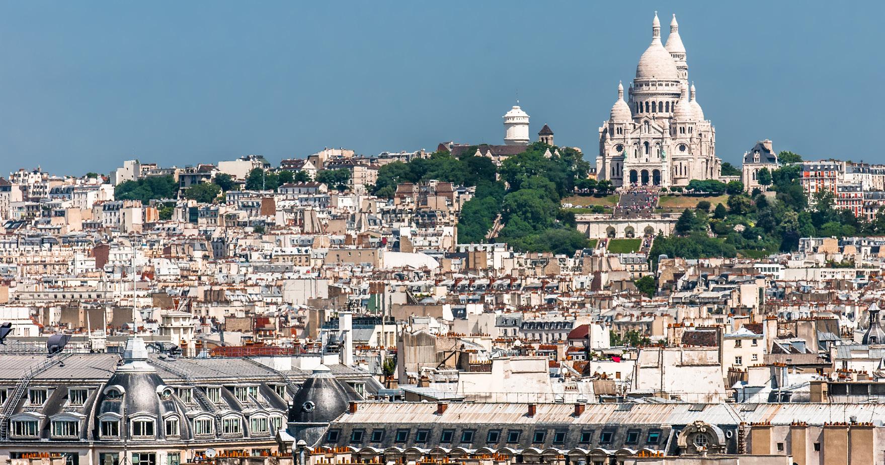 Le marché immobilier parisien résiste
