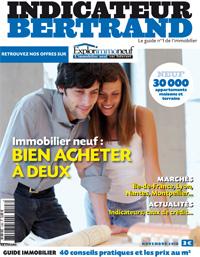 Aménagement de logements neufs à Saint-Ouen
