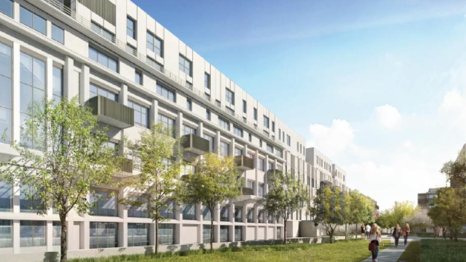 Lyon : démarrage de la reconversion de la Blanchisserie Centrale