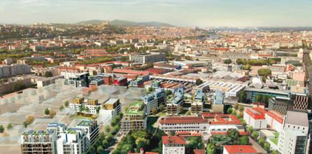 Lyon s'ouvre à une nouvelle ère immobilière