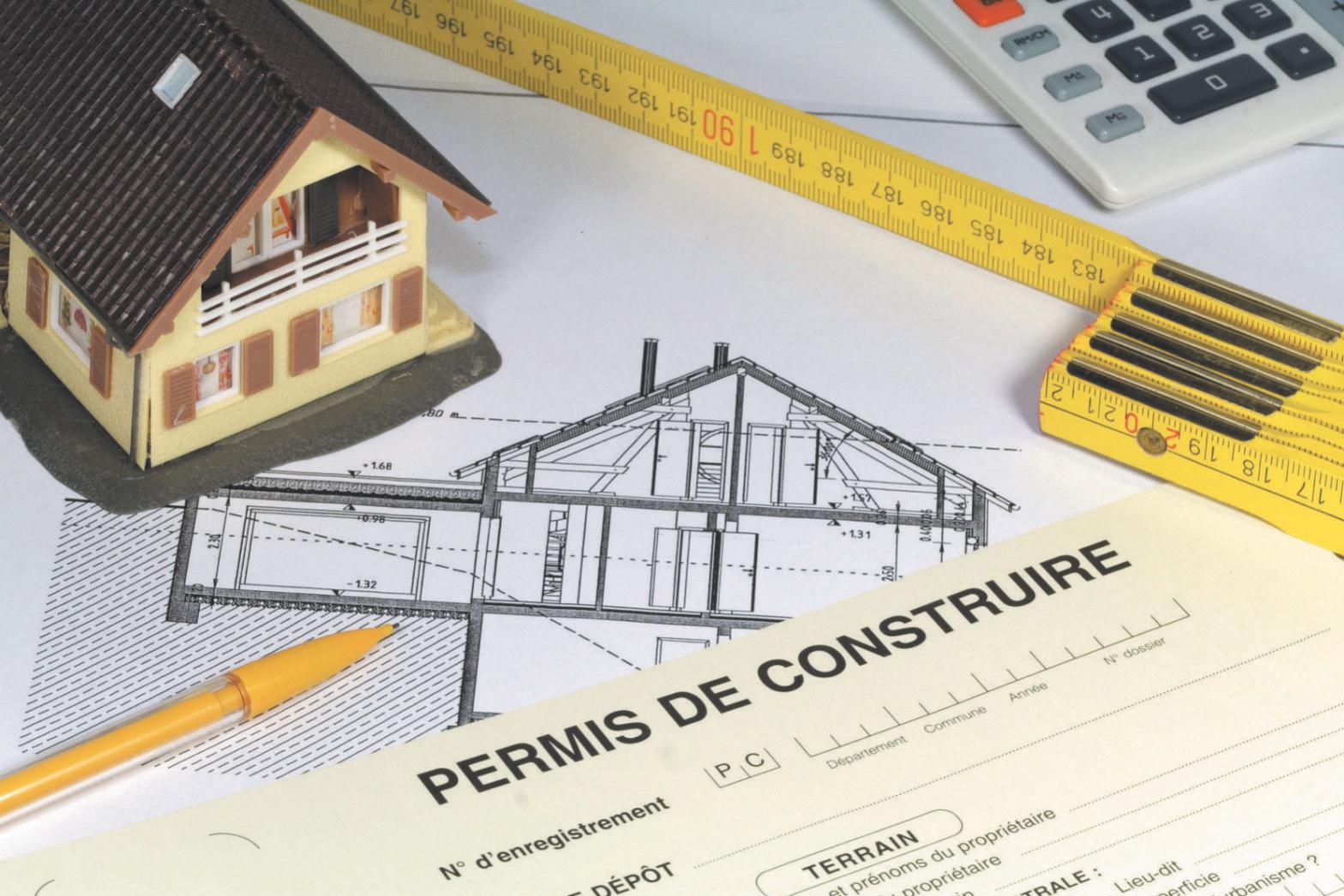 Hausse des demandes de permis de construire