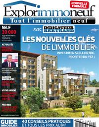 La bonne rentabilité d'un investissement immobilier neuf