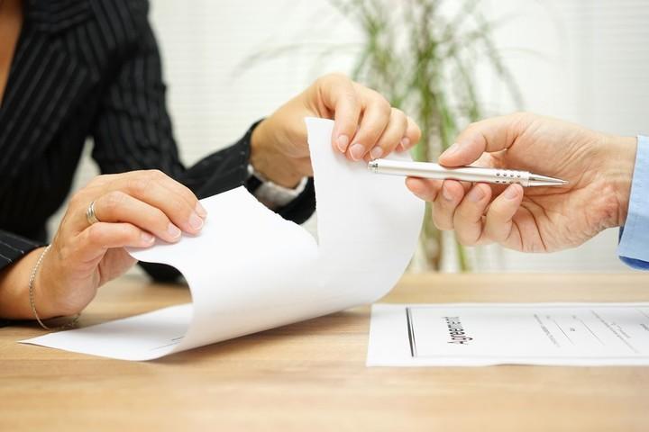 Lettre résiliation d'un contrat de location de parking : exemple type