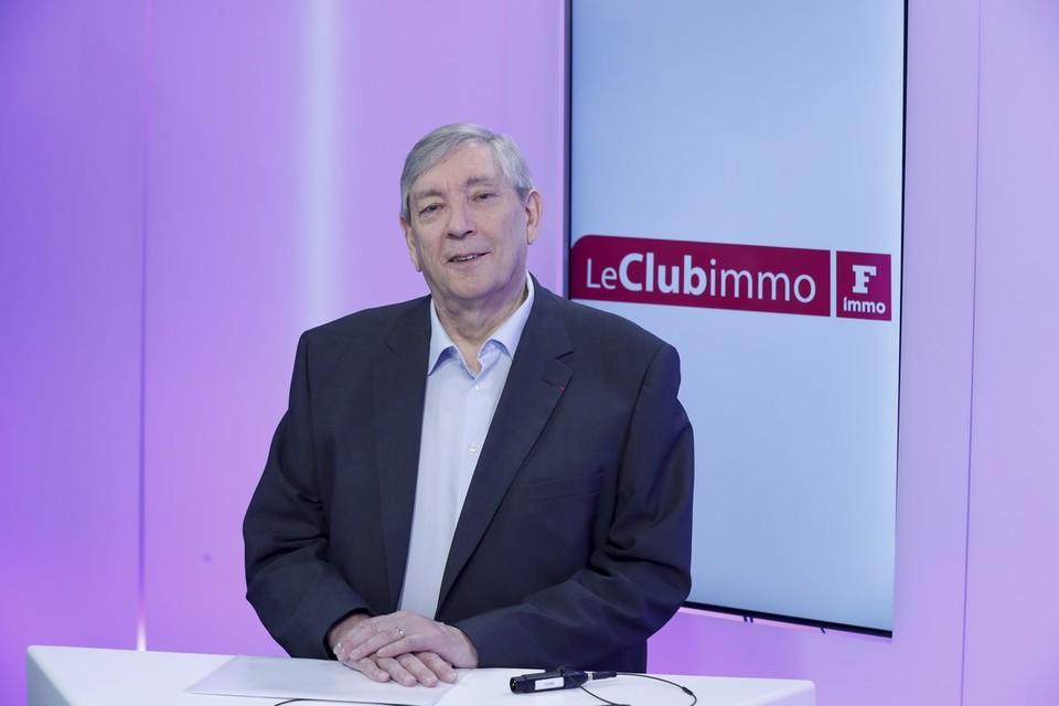 Michel Mouillart : «Les loyers dans le privé progressent moins que l'inflation»