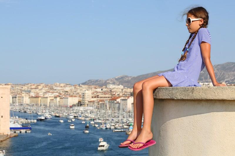 Marseille : Le Vieux Port en tête