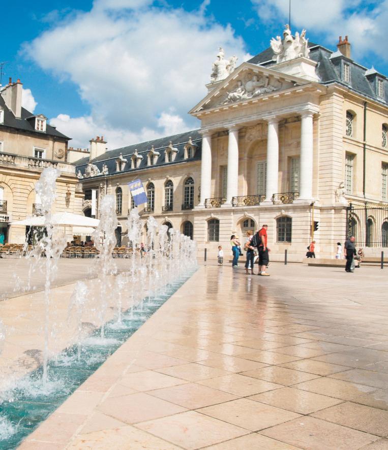 Bourgogne-Franche-Comté : un territoire surtout rural