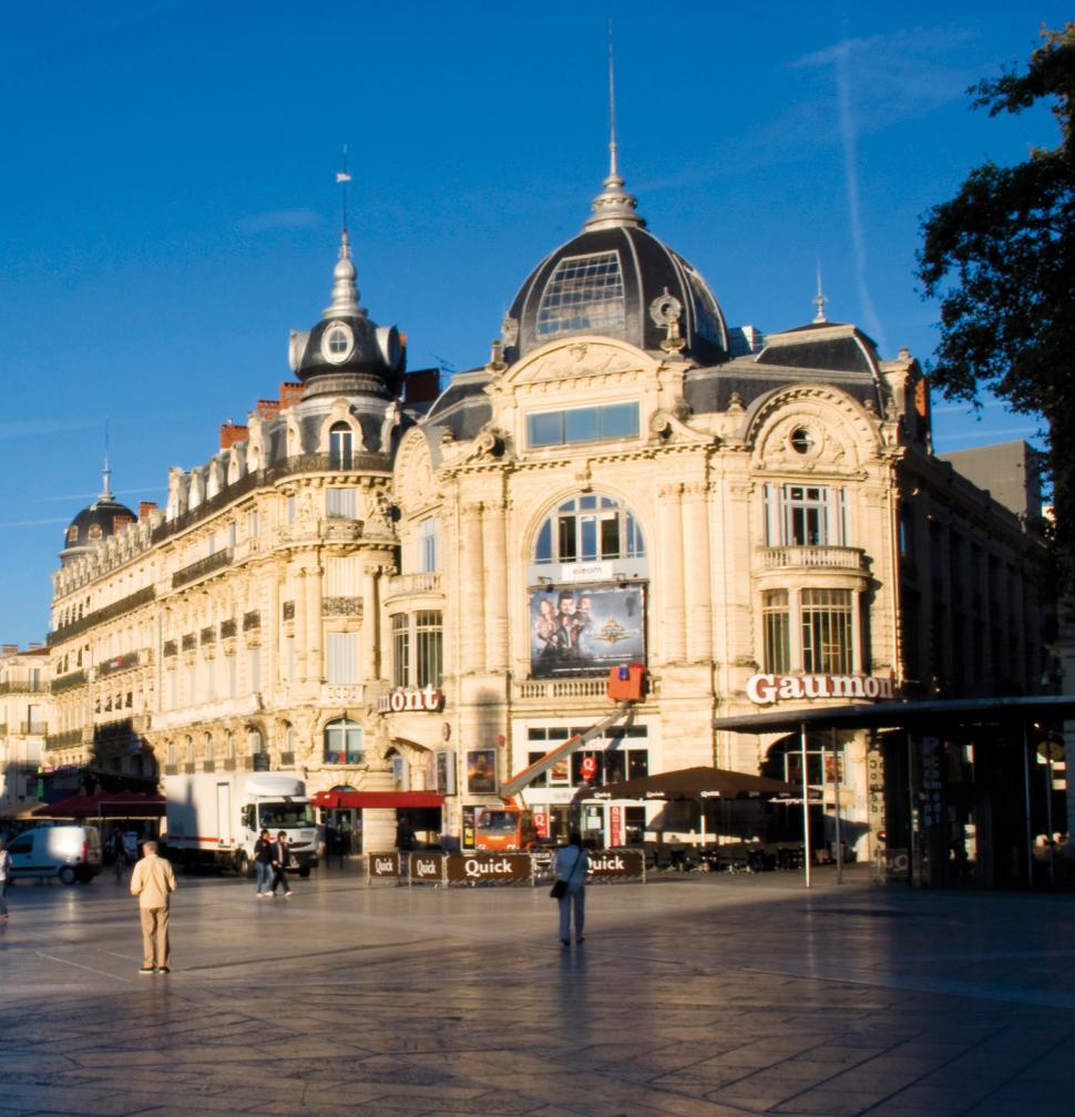 Montpellier, 10ème ville où investir en 2013