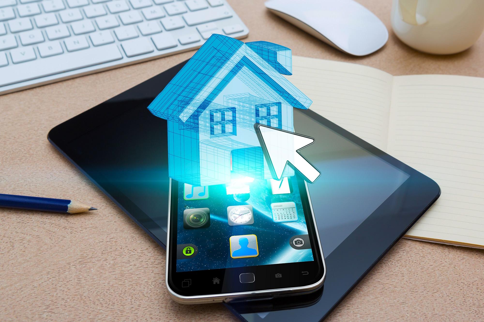 Comment refaire sa maison à l'aide... de son smartphone ?