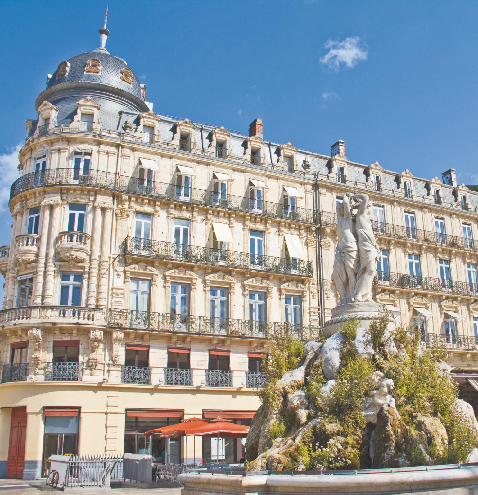 Montpellier, la qualité de ville, 6e ville où investir en 2014