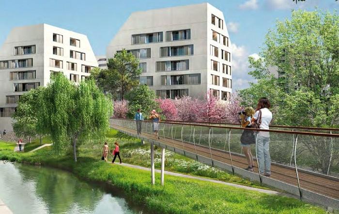 Un programme résidentiel de luxe en plein Paris