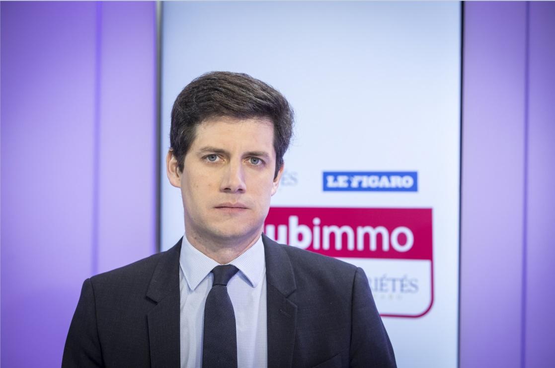 """Loi Elan // Julien Denormandie : """" Nous allons inciter à remettre des logements vacants sur le marché"""""""