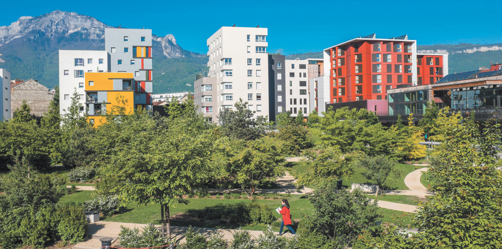 Grenoble, sur la bonne pente, 9e ville où investir en 2015