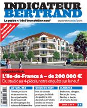 Acheter un logement neuf en Ile-de-France à moins de 200 000 euros