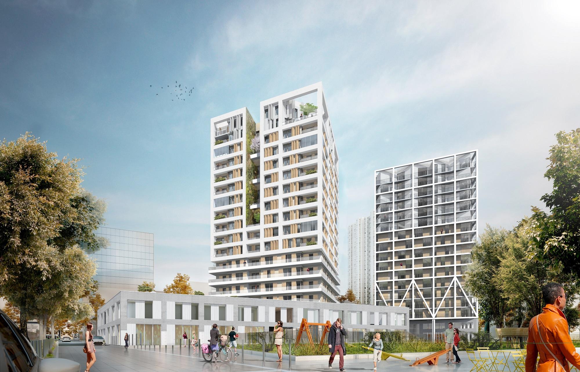 Une Référence immobilière, bientôt dans le nord parisien