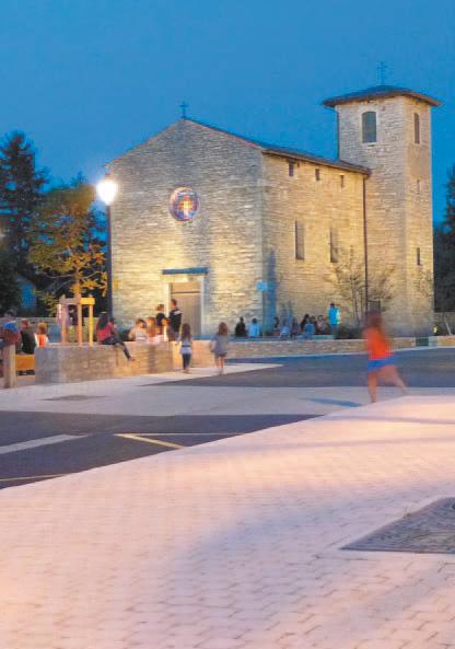 Le podium du Beaujolais pour l'aménagement urbain