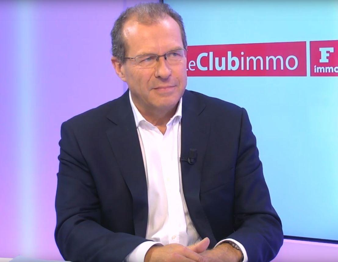 """Antoine Desbarrières: """"La rénovation, c'est le chantier du siècle"""""""