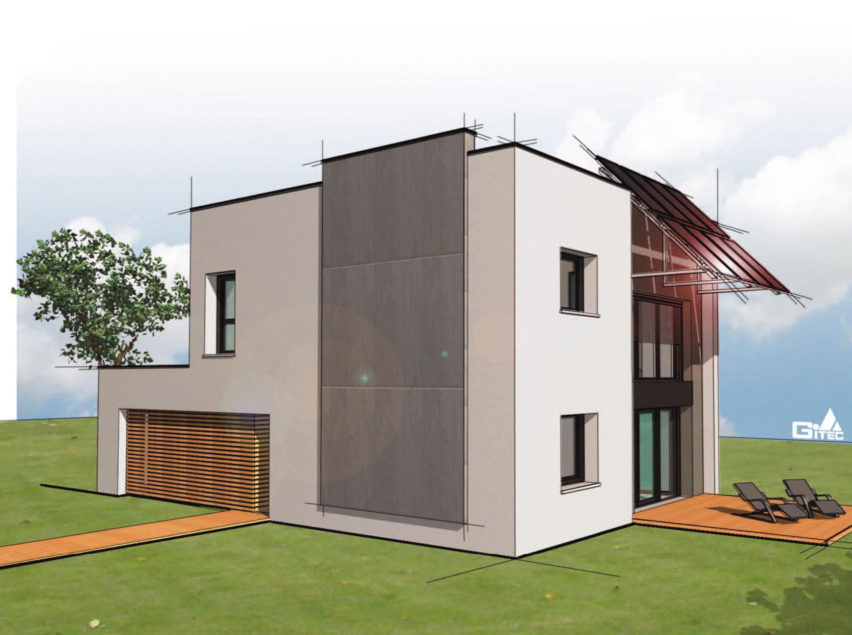Cocoon 2020 : Une maison passive accessible