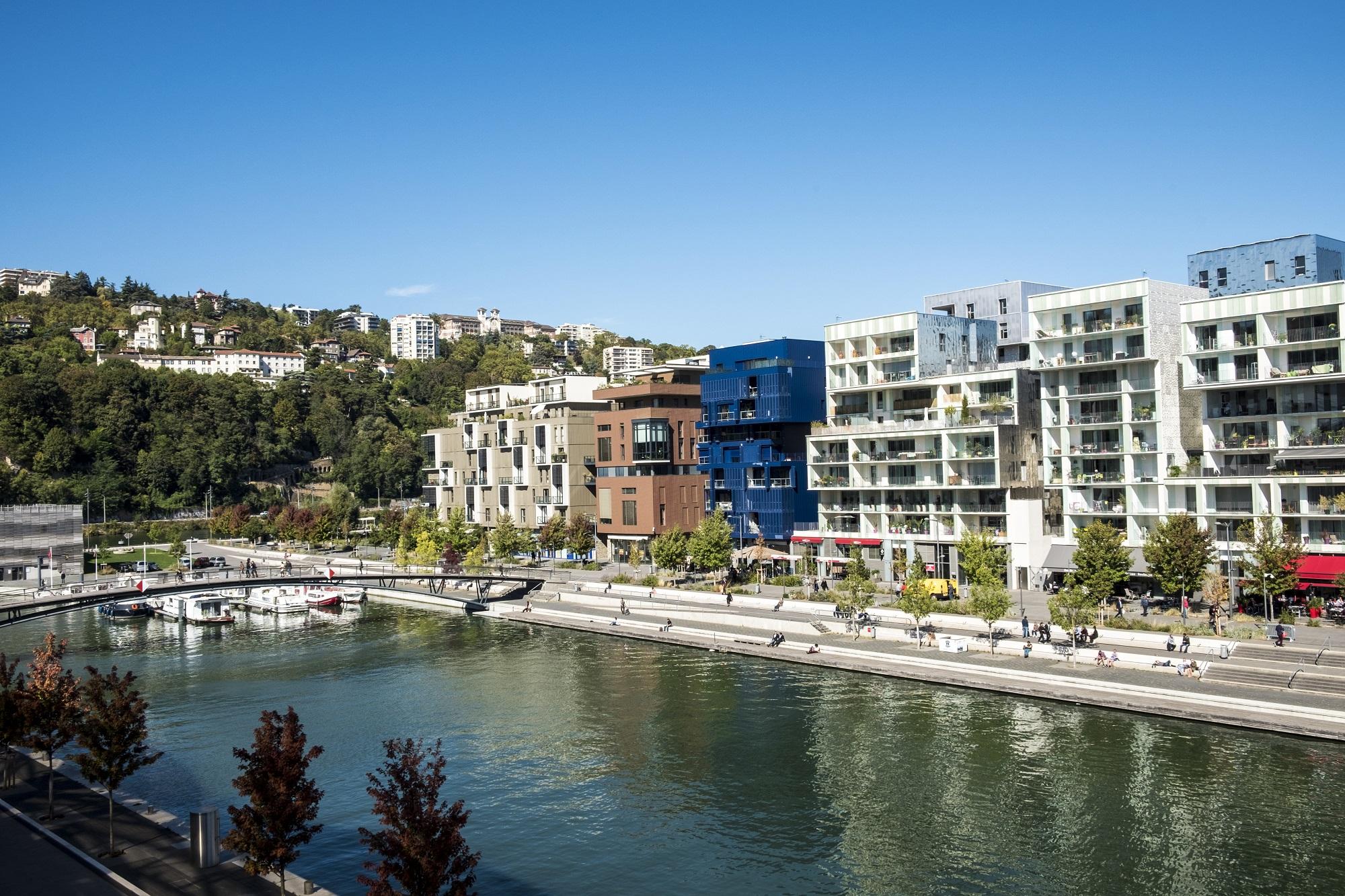 Immobilier neuf : comment se porte le marché lyonnais ?