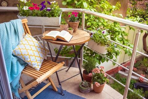 Emménagement : 5 conseils pour mettre en valeur votre balcon