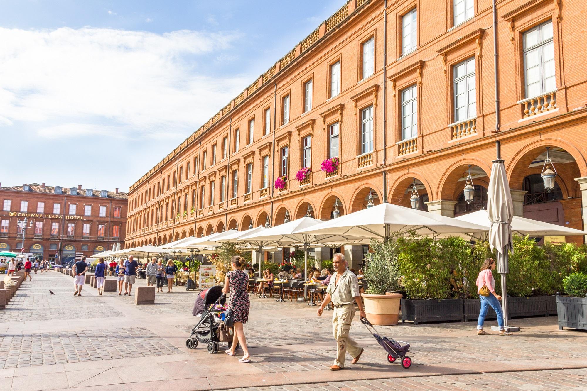 Toulouse, la prometteuse