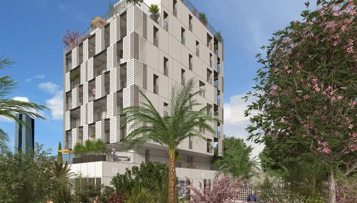 2ème Elément : des logements emblématiques du nouveau Marseille