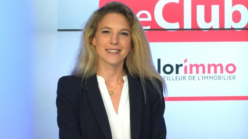 Sandrine Allonier :« On peut emprunter à moins de 1% sur 20 ans »