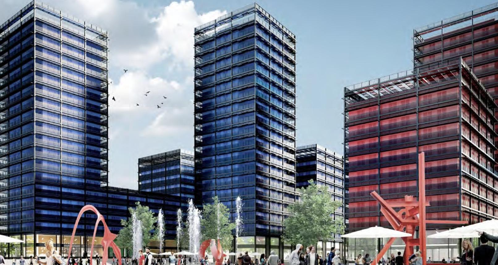 Les cygnes noirs de Strasbourg surplomberont bientôt la ville