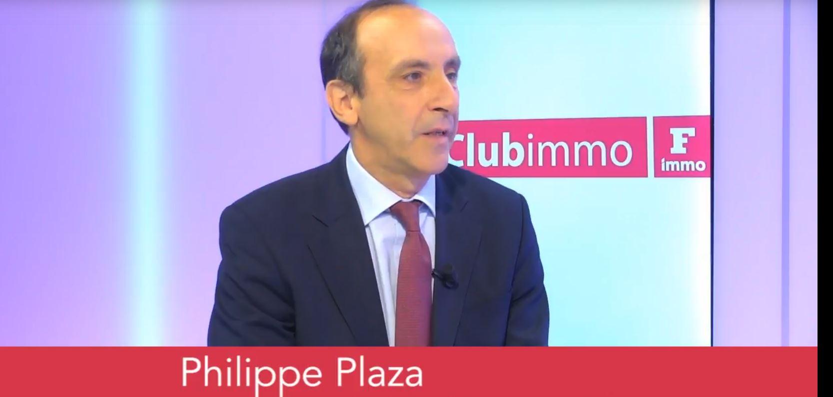 """Philippe Plaza """"Dans le neuf, il faut tout faire pour stabiliser les prix de vente"""""""