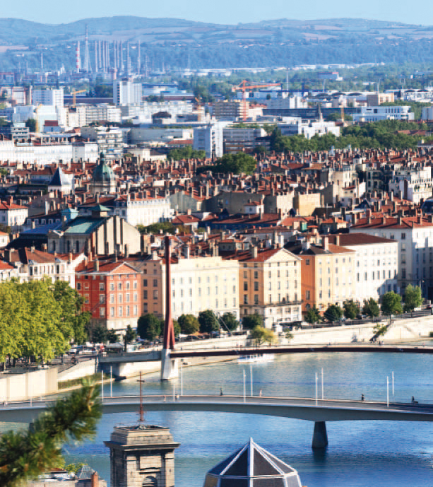 Lyon : 40 % du marché de l'immobilier neuf dans l'est
