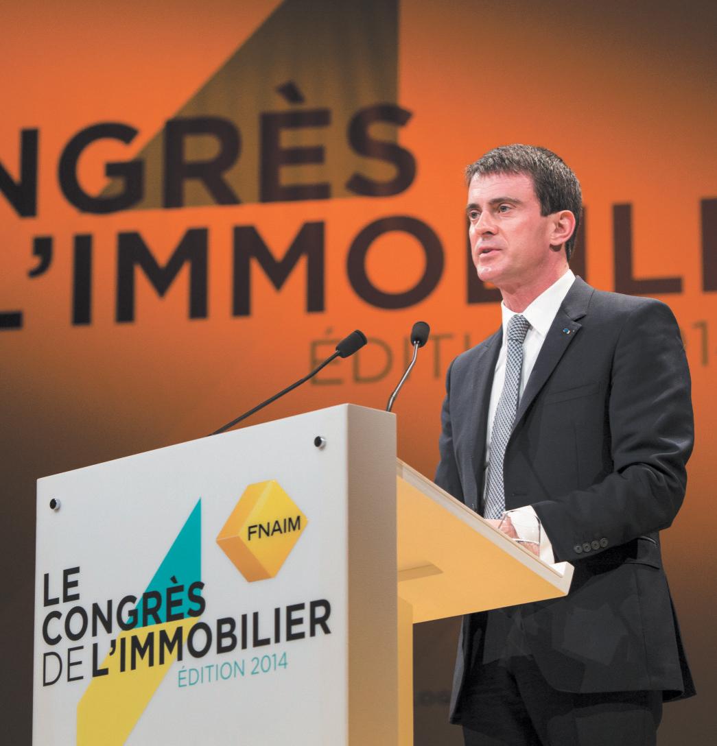 Manuel Valls : le logement est une priorité du gouvernement